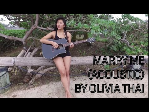 Video Thomas Rhett - Marry Me | Olivia Thai Female Cover download in MP3, 3GP, MP4, WEBM, AVI, FLV January 2017