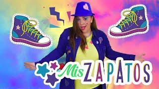 Mis Zapatos, canción con mucho ritmo para cantar y bailar con los niños