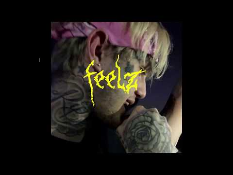 lil peep - feelz (lyrics)