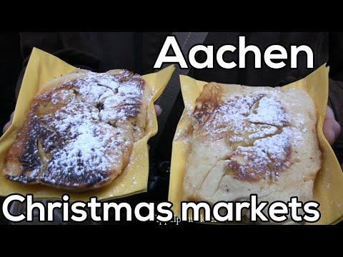 Aachen kerstmarkt