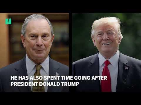 Bloomberg Poised To Run For President
