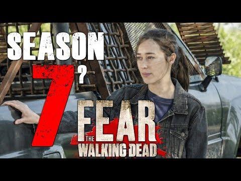 Will Fear The Walking Dead Get a Season 7?