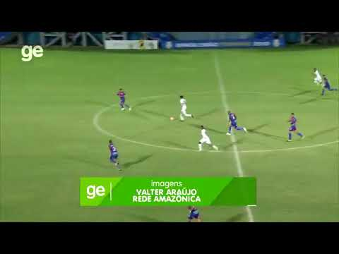 Fast Clube 0x2 Manaus FC