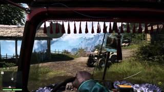 Far Cry® 4: Hunting, Off-road Tuk Tuk and Rhinos