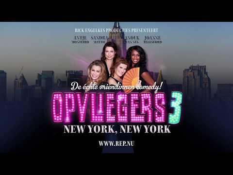 Opvliegers 3: New York, New York