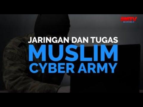 Jaringan Dan Tugas Muslim Cyber Army