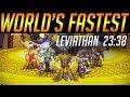 Destiny 2 World 39 S Fastest Leviathan Raid 23 38  By Euros