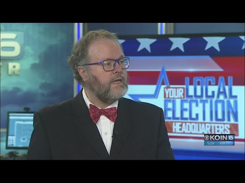 Political analyst Jim Moore sizes up the May 2018 Oregon primary