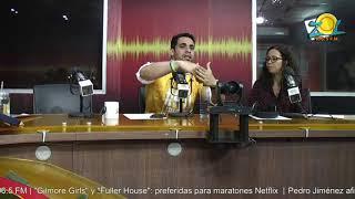 Dilia Leticia Jorge y el staff de Elmismogolpe analizan los piropos con palabras violentas parte2
