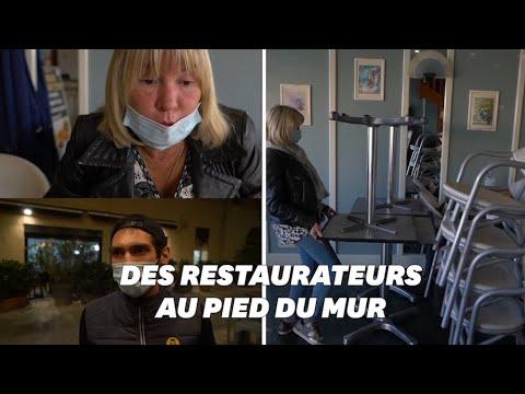Face au covid-19, les restaurateurs marseillais contraints de fermer leurs bars
