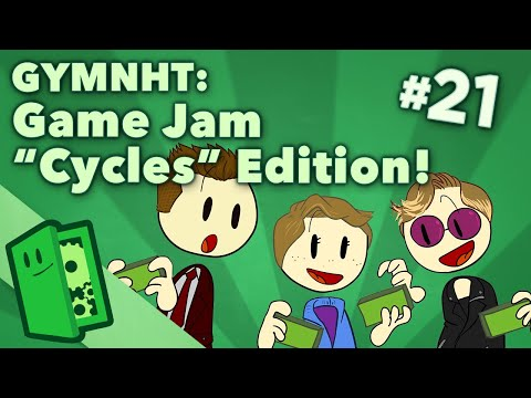 Games You Might Not Have Tried #21 - Game Jam