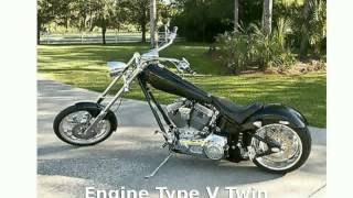 4. 2005 American IronHorse Legend Base Walkaround & Info