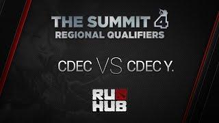 CDEC vs CDEC.Y, game 2