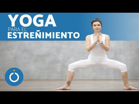 Ejercicios de yoga para mejorar el tránsito intestinal