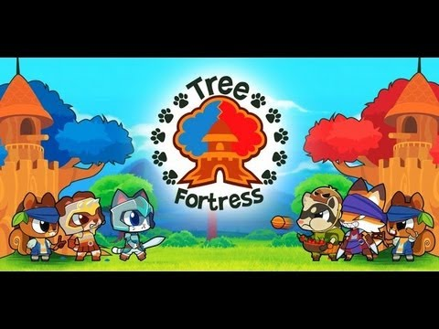 Video of Tree Fortress - Free Kids Game