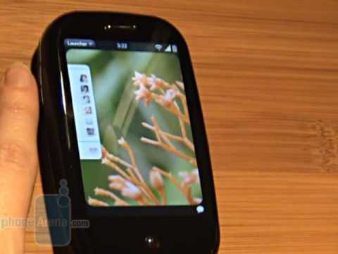 The Palm Pre was introduced at CES 2009, seven years ago