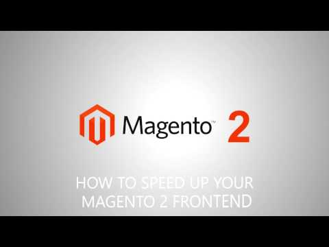 A Few Clicks to Speed Up Your Magento 2 Frontend