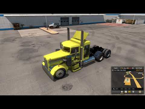 Sound fix for Peterbilt 281-351 mTG 1.25