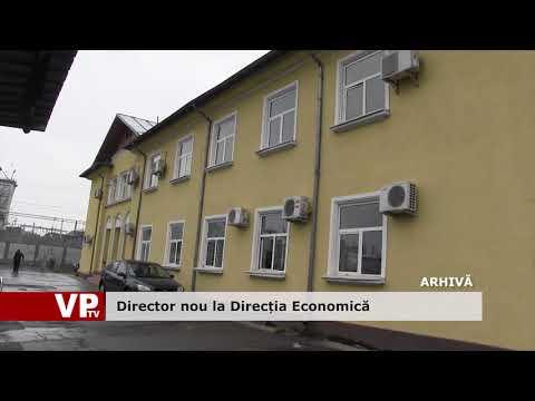 Director nou la Direcția Economică