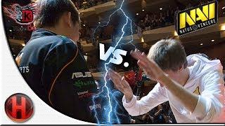 Dota 2: Dendi vs Mushi – Ai là số 1?