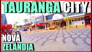 Tauranga New Zealand  city photos : #29 City of Tauranga, Mount Maunganui New Zealand, Brazilian vlogger!