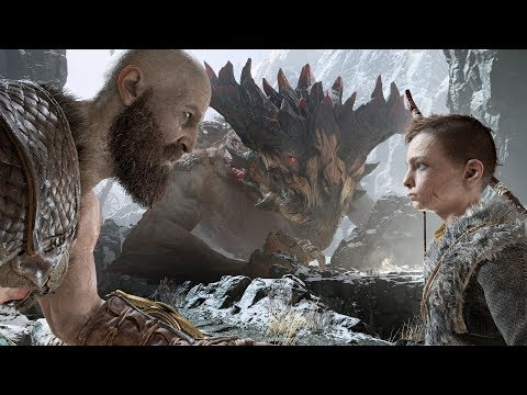 COMO MATAR A TU DRAGON - God of War 2018 | ZellenDust