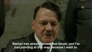 Hitler plans to join the Downfall Parodies Forum