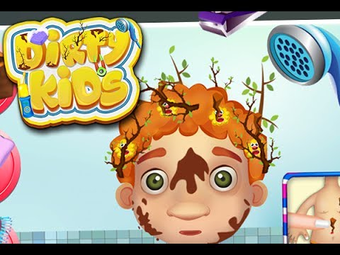 Video of Dirty Kids - Fun Kids Game