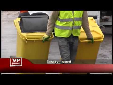 Taxa pe… gunoi