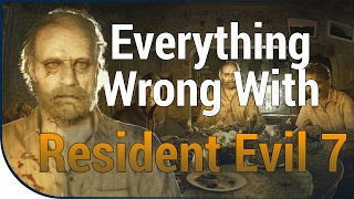 Video GAME SINS | Everything Wrong With Resident Evil 7: Biohazard MP3, 3GP, MP4, WEBM, AVI, FLV September 2019