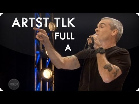 Reserve Channel   ARTST TLK with Pharrell Williams: Henry Rollins | Video