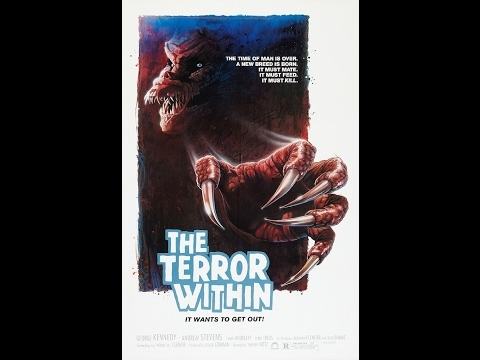 The Terror Within 1989 Alien/Horror/Sci-Fi
