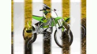 1. 2006 Kawasaki KX 100 - Details & Specification