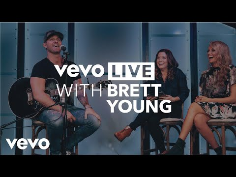 Video Brett Young - Like I Loved You – Vevo Live at CMA Awards 2017 download in MP3, 3GP, MP4, WEBM, AVI, FLV January 2017