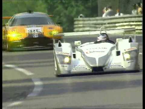 Le Mans 2003 – Race Review