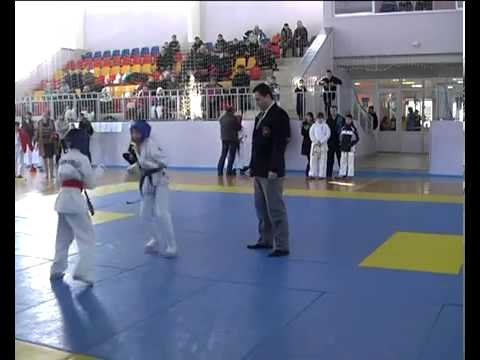 ТВ - Международный турнир по Ашихара каратэ в Клинцах (Россия)