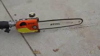 8. Бензиновый вы�оторез STIHL HT 103 41822000141