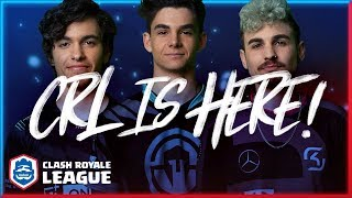 CRL West  2019 OFFICIAL TRAILER!