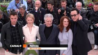 Cannes 2014 : MAPS TO THE STARS - The photocall - YouTube