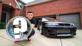 I bought RARE JDM WHEELS for the R33!! by Evan Shanks