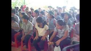 GĐPT An Lạc Buôn Hồ: Sinh Hoạt Bế Mặc Trại Lâm Tỳ Ni  XVII, PL: 2557 -