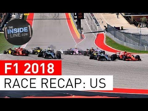 2018 US GRAND PRIX: RACE RECAP