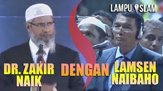 Video DEBAT SERU DR. ZAKIR NAIK VS. BAPAK KRISTEN ADVENT MP3, 3GP, MP4, WEBM, AVI, FLV Juni 2018
