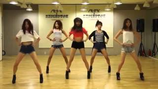 Dance practice Mirorred!