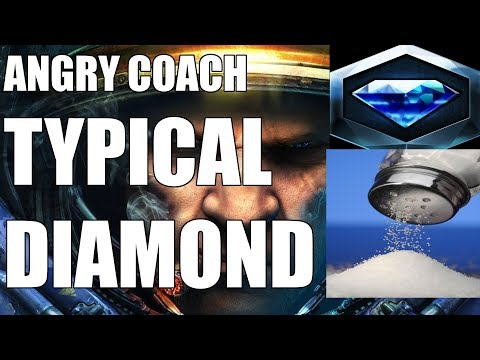 Angry Coach #39 - WHY CAN'T I GET MASTERS?! (Diamond Terran)
