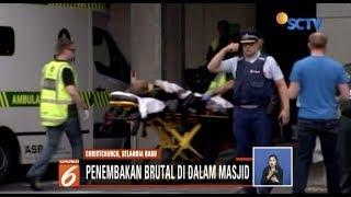 Video Penembakan Brutal Terjadi Saat Salat Jumat di Selandia Baru - Liputan6 Siang MP3, 3GP, MP4, WEBM, AVI, FLV April 2019