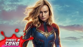Captain Marvel Sings A Song (Avengers SuperHeroes Parody NO SPOILERS)