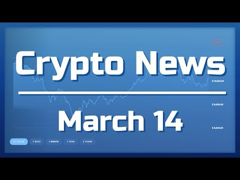 Crypto News Mar 14th, 2018 (Subcommittee on ICOs, Tokens law, Ripple vs R3)