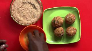 Chicken Cutlet (tamil)