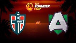 Espada против Alliance, Первая карта, BTS Summer Cup